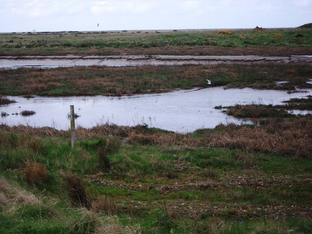 River Glaven realignment
