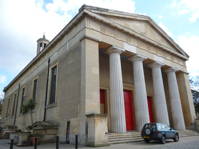 St Matthew's Church, Brixton Hill SW2
