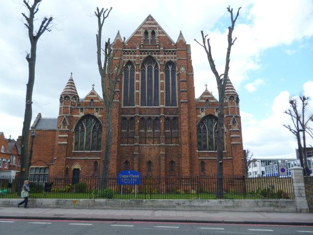 Corpus Christi Church, Brixton Hill SW2