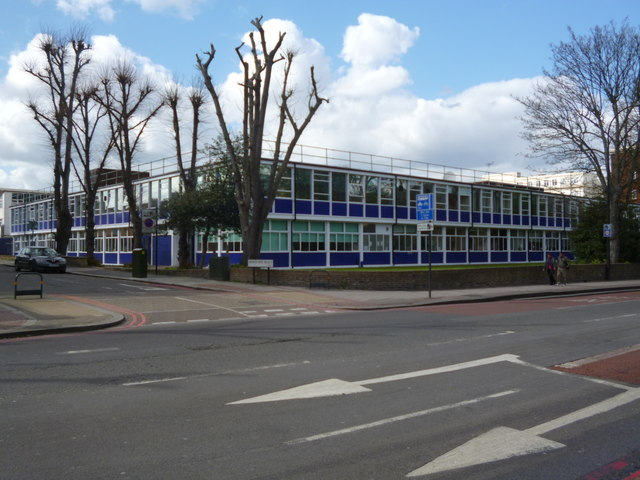 Lambeth College, Brixton Centre, Brixtton Hill SW2