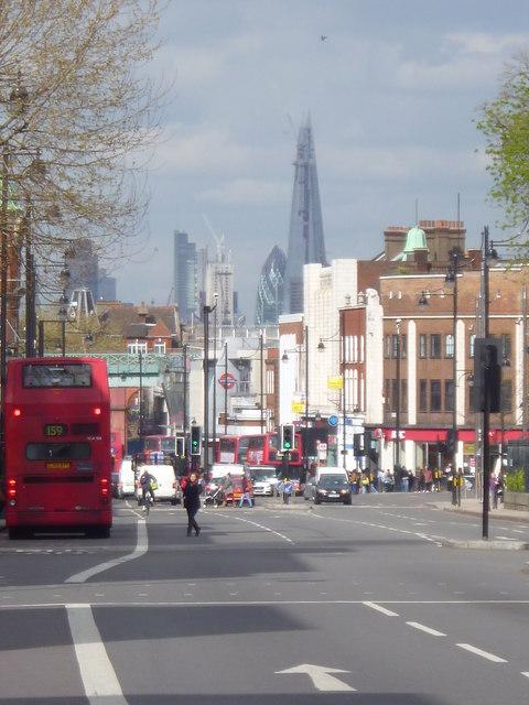 Brixton Hill SW2