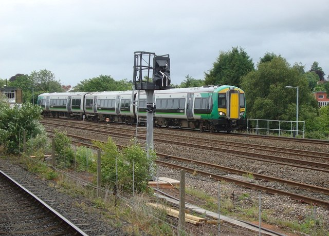 New Signalling at Kidderminster Junction
