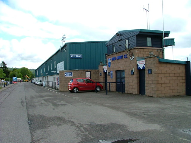 Home of The Staggies