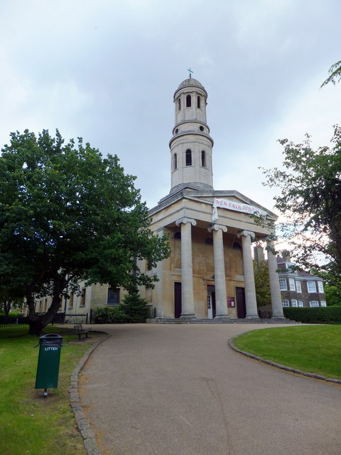 St Ann's Church Wandsworth
