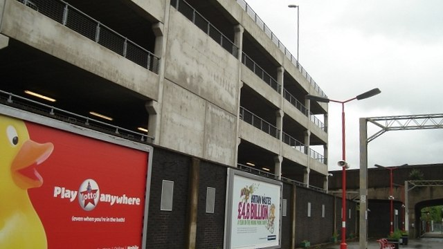 Station Square Car Park Coventry