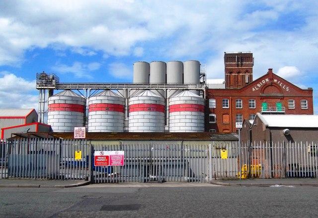 Albion Flour Mills