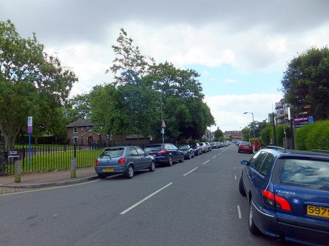 St Ann's Hill Wandsworth