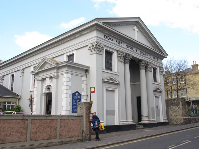 St. John The Baptist Catholic Chapel, Bristol Road, BN2