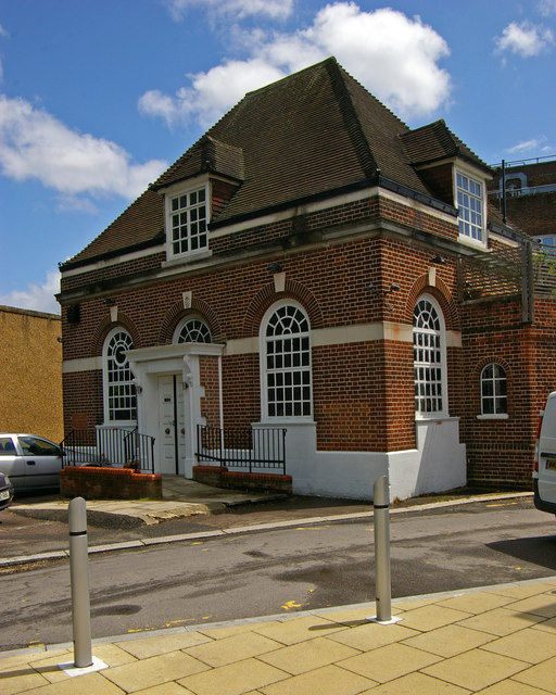 Former post office, Worcester Park