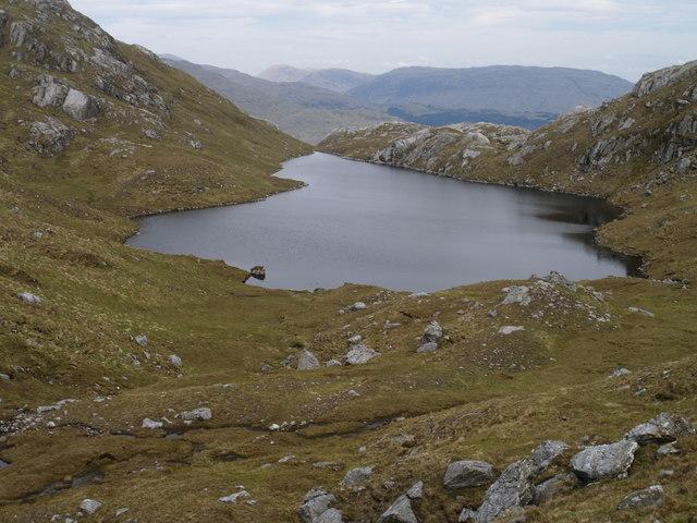 Lochan nan Sleubhatch
