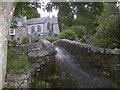 SX2281 : The Packhorse bridge Altarnun by Eric Foster
