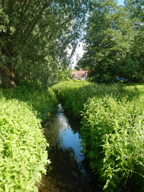 Stream, Beyton Green