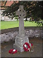 SU8848 : Tongham War Memorial by Colin Smith