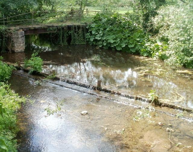 Berthin Brook, Rhadyr