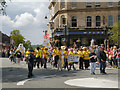 SD8010 : Market Place, Bury Lions' Carnival 2012 by David Dixon