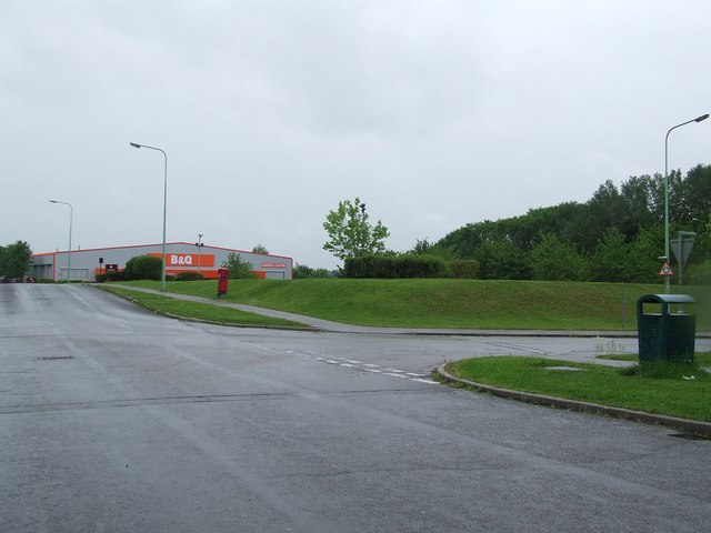 Woodhall Business Park
