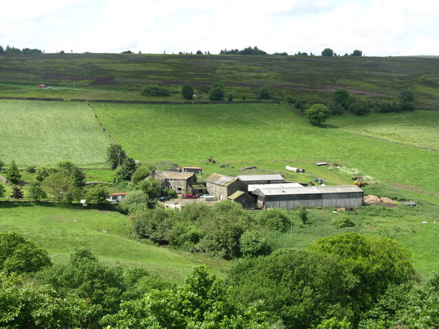 Barnside Farm, Stocksbridge