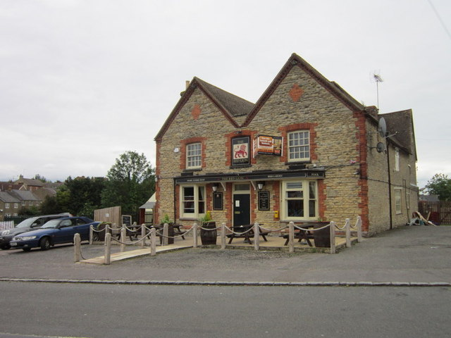 The Red Lion, Bozeat