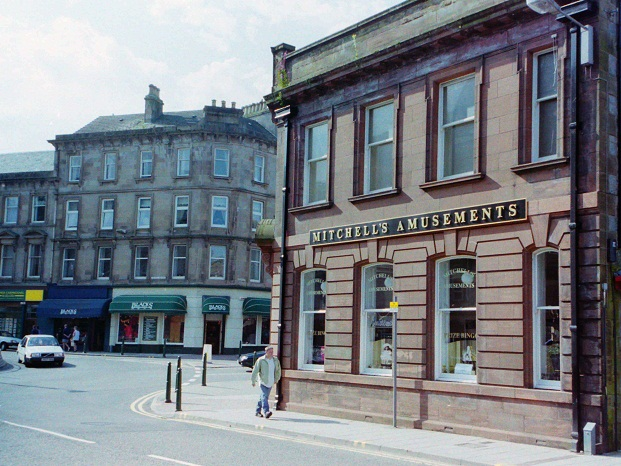 Mitchells Amusements, Oban, 1998