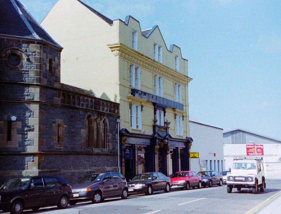 Claredon Hotel, Oban, 1998