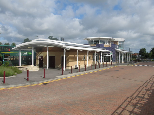 Thornhill, Oxford park and Ride Bus Station