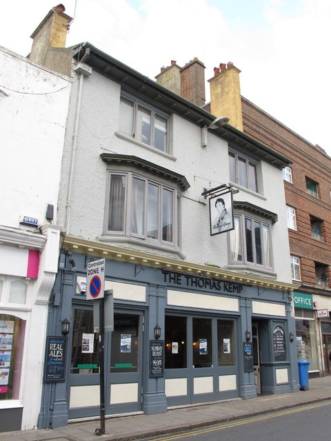 The Thomas Kemp, St. George's Road, BN2