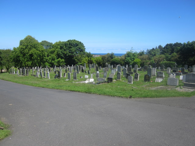 Tweedmouth Cemetery (2)