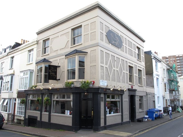 The Ginger Dog, College Place / Clarendon Place, BN2