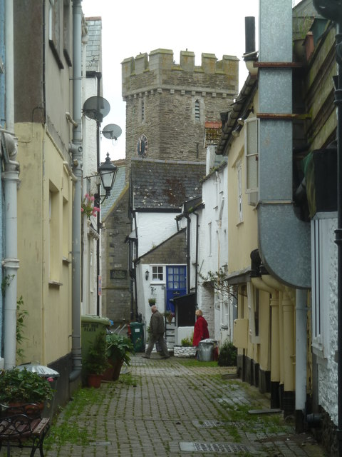 East Looe - Higher Chapel Street