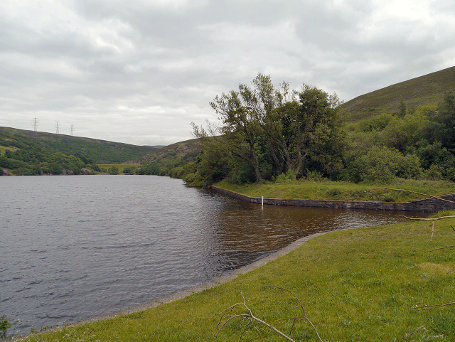 Walkerwood Reservoir