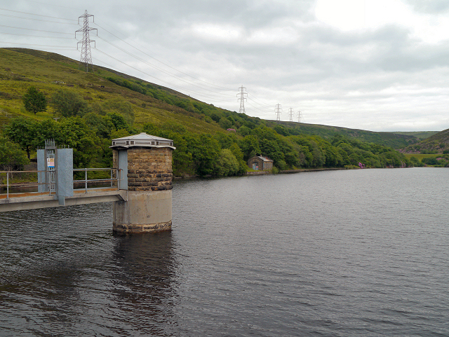 Walkerwood Reservoir, Valve Tower