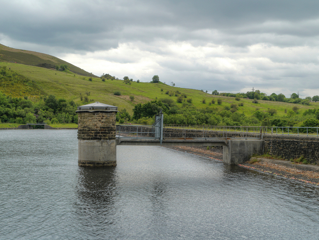 Walkerwood Reservoir, Dam and Valve Tower