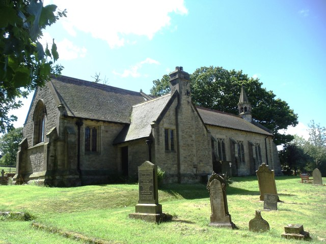 Church of St George, Mickley