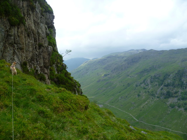 Above Langstrath