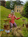 SJ8383 : Greg The Drummer, Samuel Greg's Garden by David Dixon