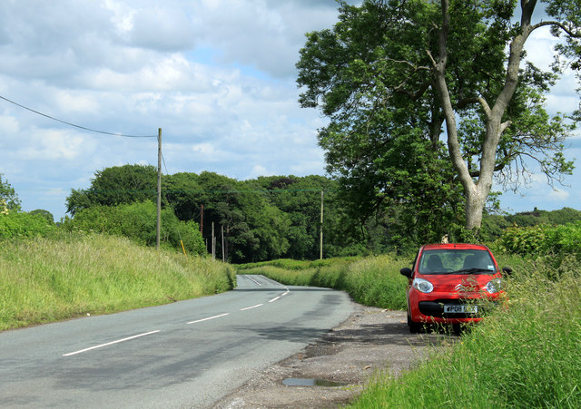 2012 : Broad Street near Chewton Mendip