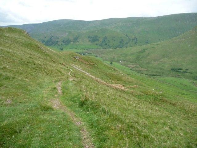 Bannerdale bridleway