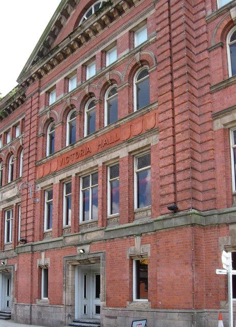 Hanley - Victoria Hall