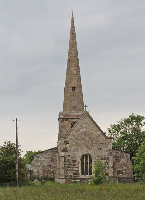 St Peter's church, South Somercotes