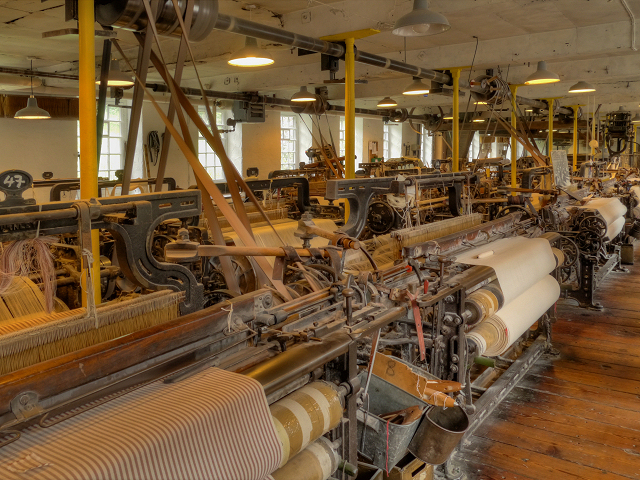 quarry bank mill history essay