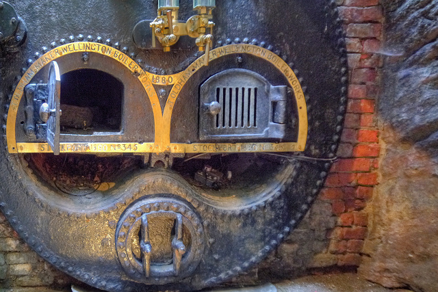 Boiler, Quarry Bank Mill