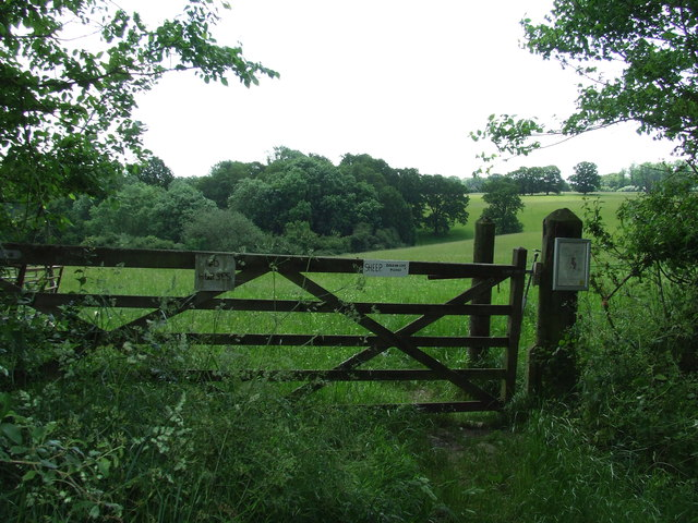Five Bar Gate