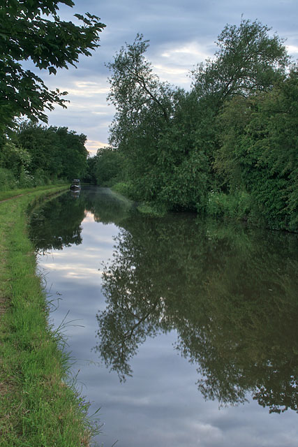 Trent & Mersey Canal near Weston House