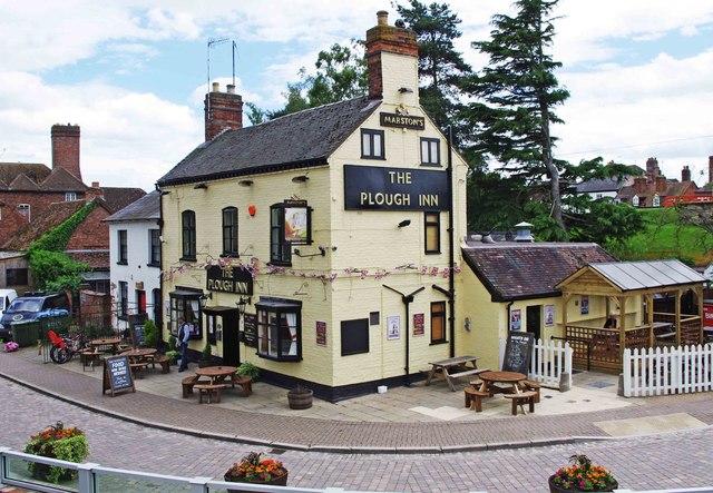 The Plough Inn 1 Riverside Upton 169 P L Chadwick