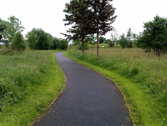 Path, Round Lake, Fivemiletown
