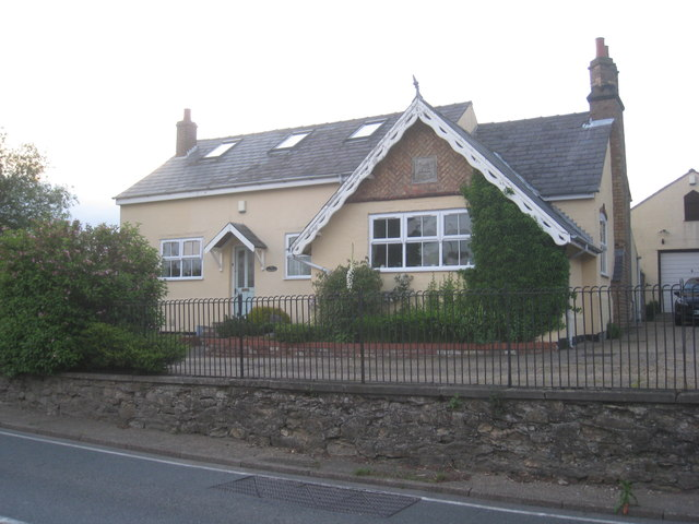 The Old School, Burgh on Bain