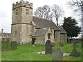 SP0719 : All Saints church, Salperton by David Purchase