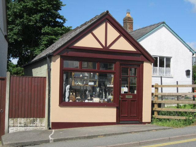 Siop grefftau - Craft shop