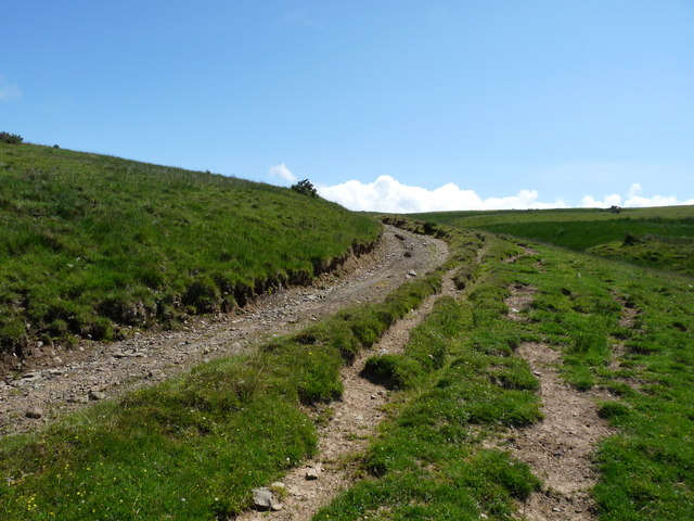 Hill Path to Barr