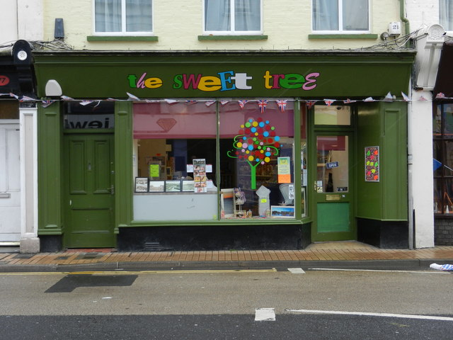 The Sweet Tree, 76 High Street, Ilfracombe